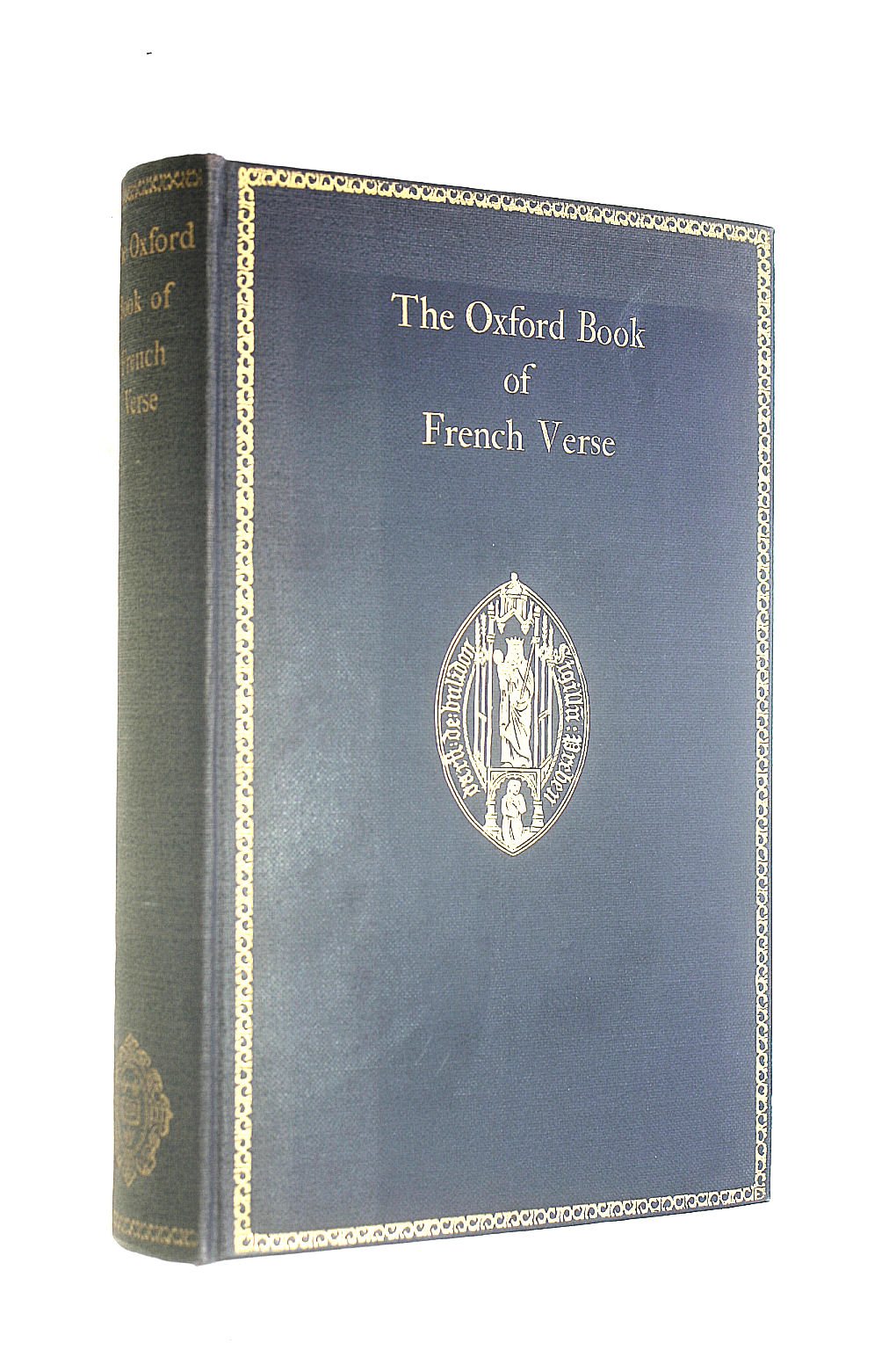 Image for Oxford Book Of French Verse Xiii Th Century - Xix Th Century