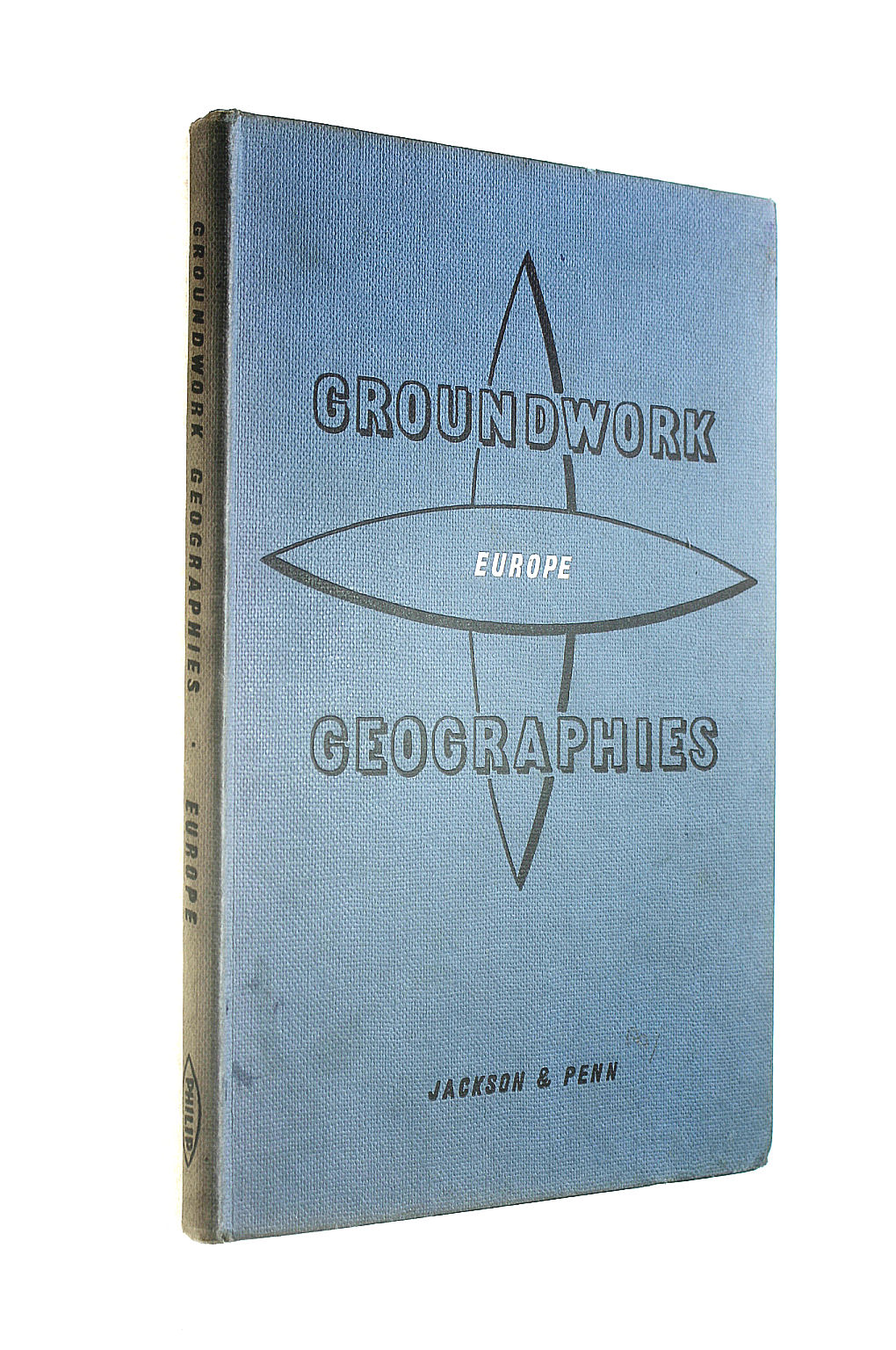 Image for Europe (Groundwork geographies)