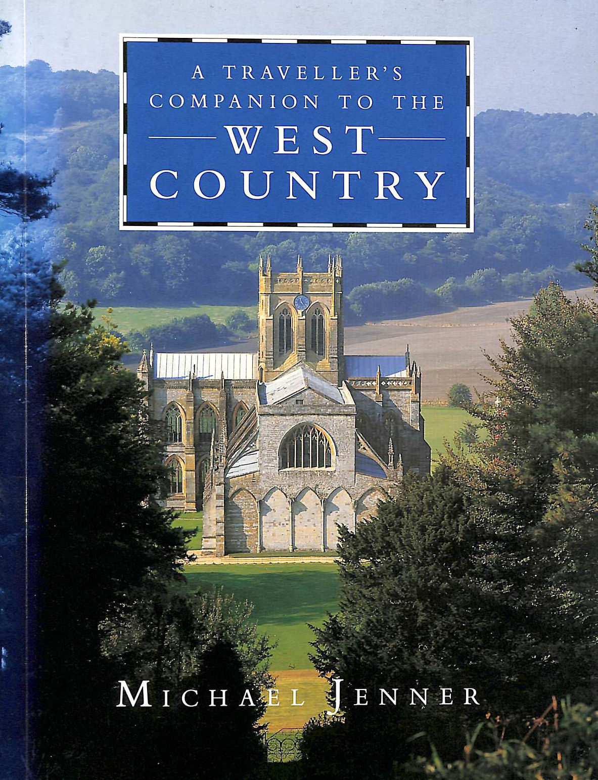 Image for A Traveller's Companion to the West Country
