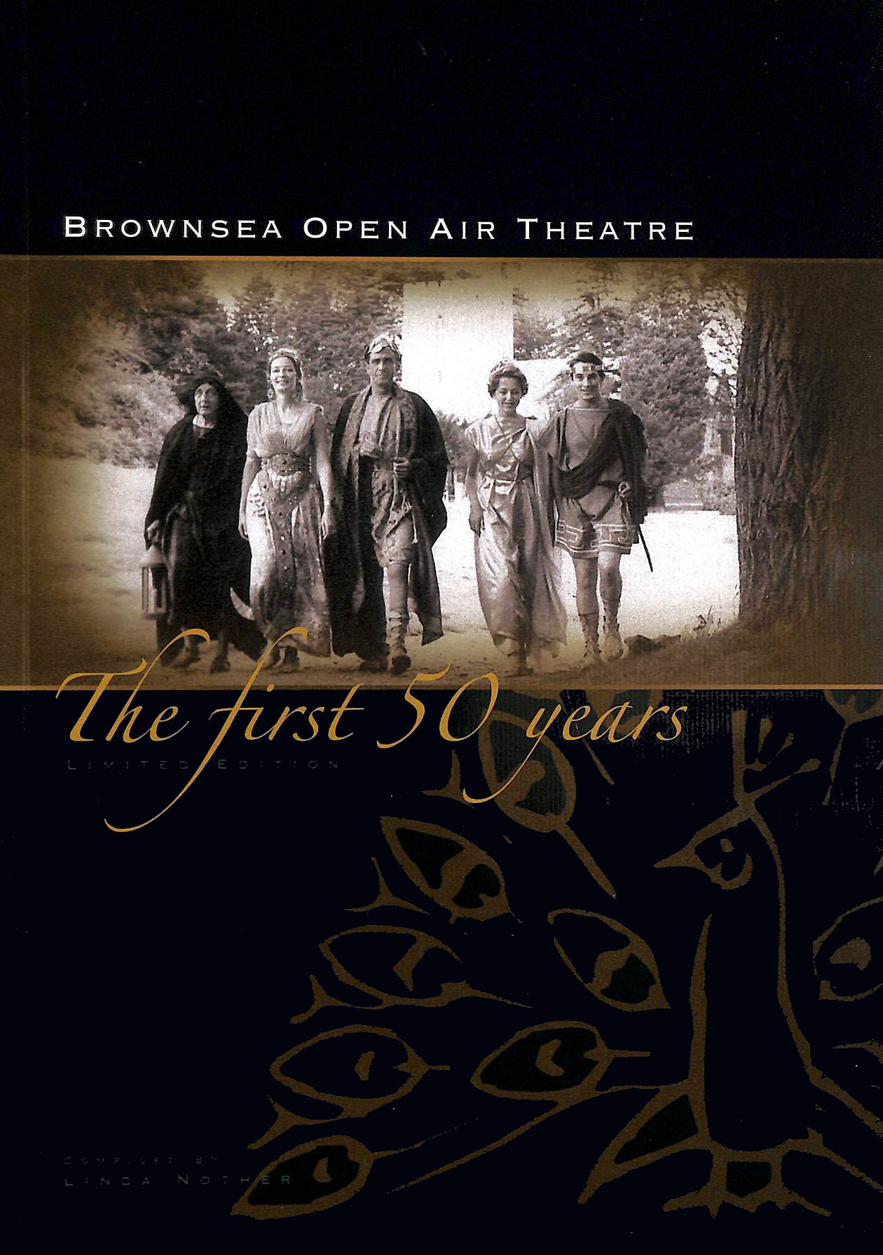 Image for Brownsea Open Air Theatre - the First 50 Years