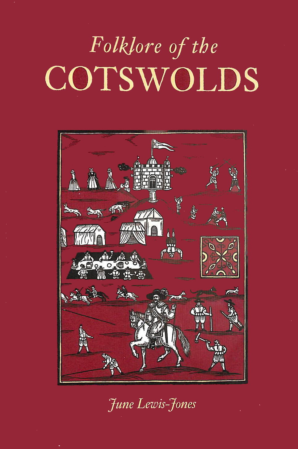 Image for Folklore of the Cotswolds