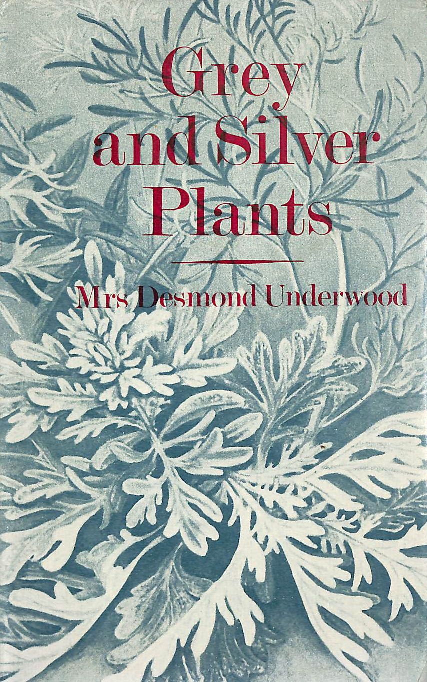 Image for Grey And Silver Plants