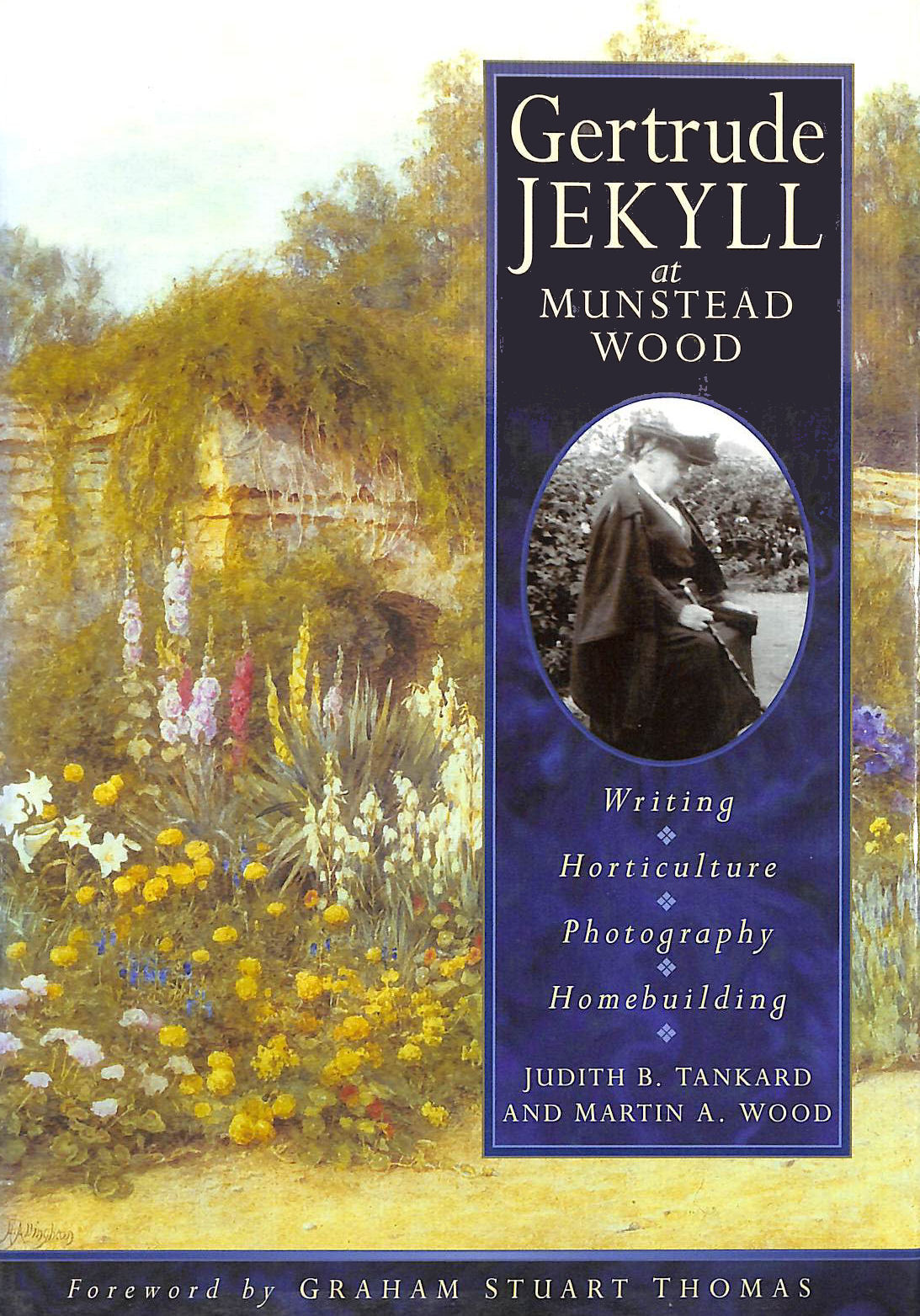 Image for Gertrude Jekyll at Munstead Wood: Writing, Horticulture, Photography, Homebuilding