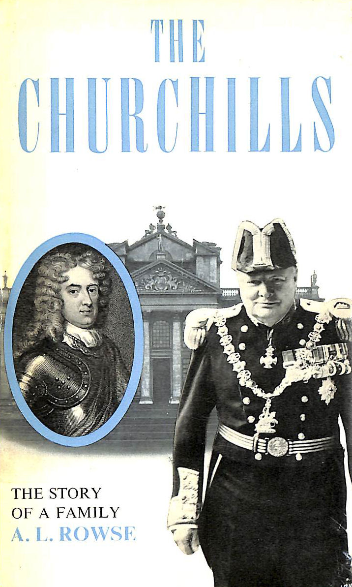 Image for The Churchills - the Story of a Family