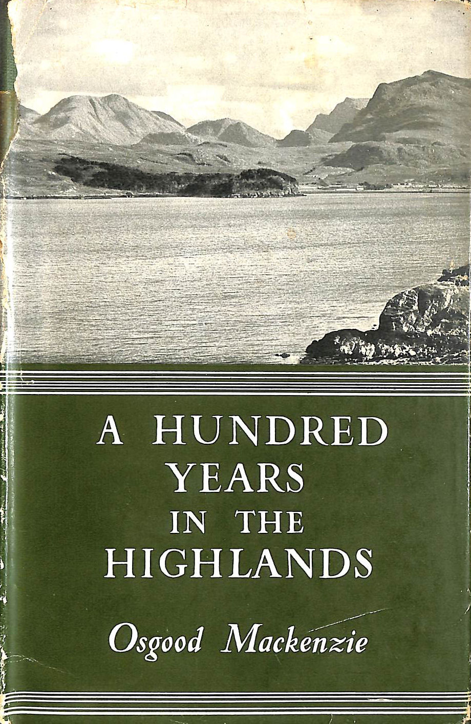 Image for A Hundred Years in the Highlands