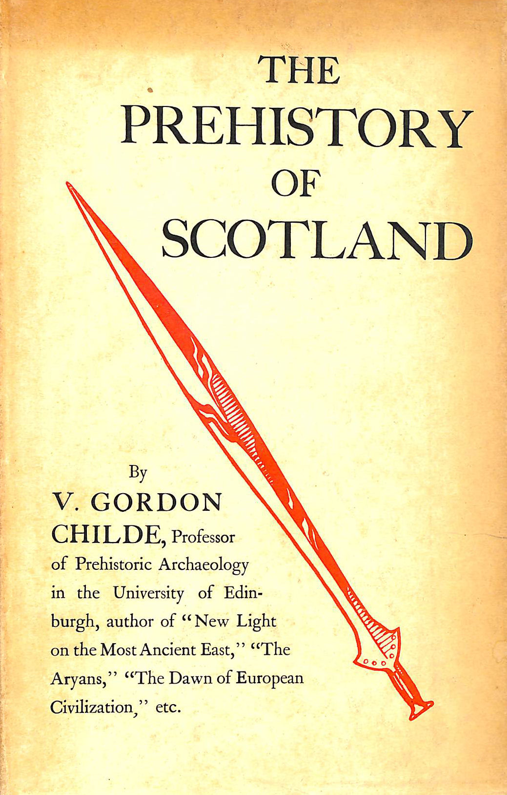 Image for The Prehistory of Scotland