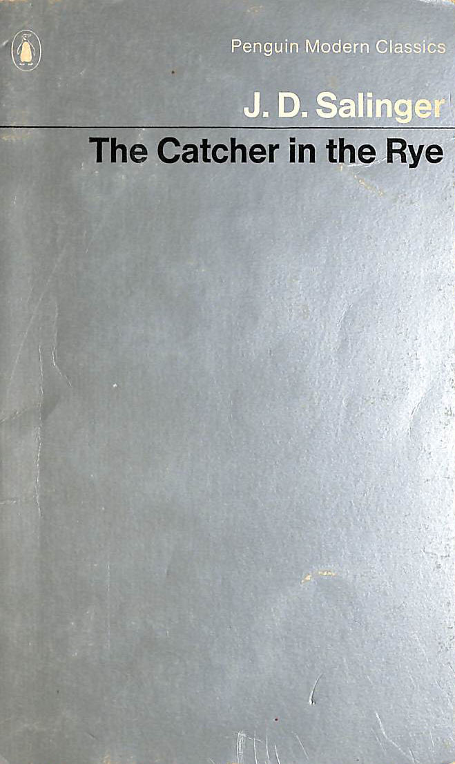 Image for By J. D. Salinger The Catcher in the Rye (Modern Classics) (New impression)