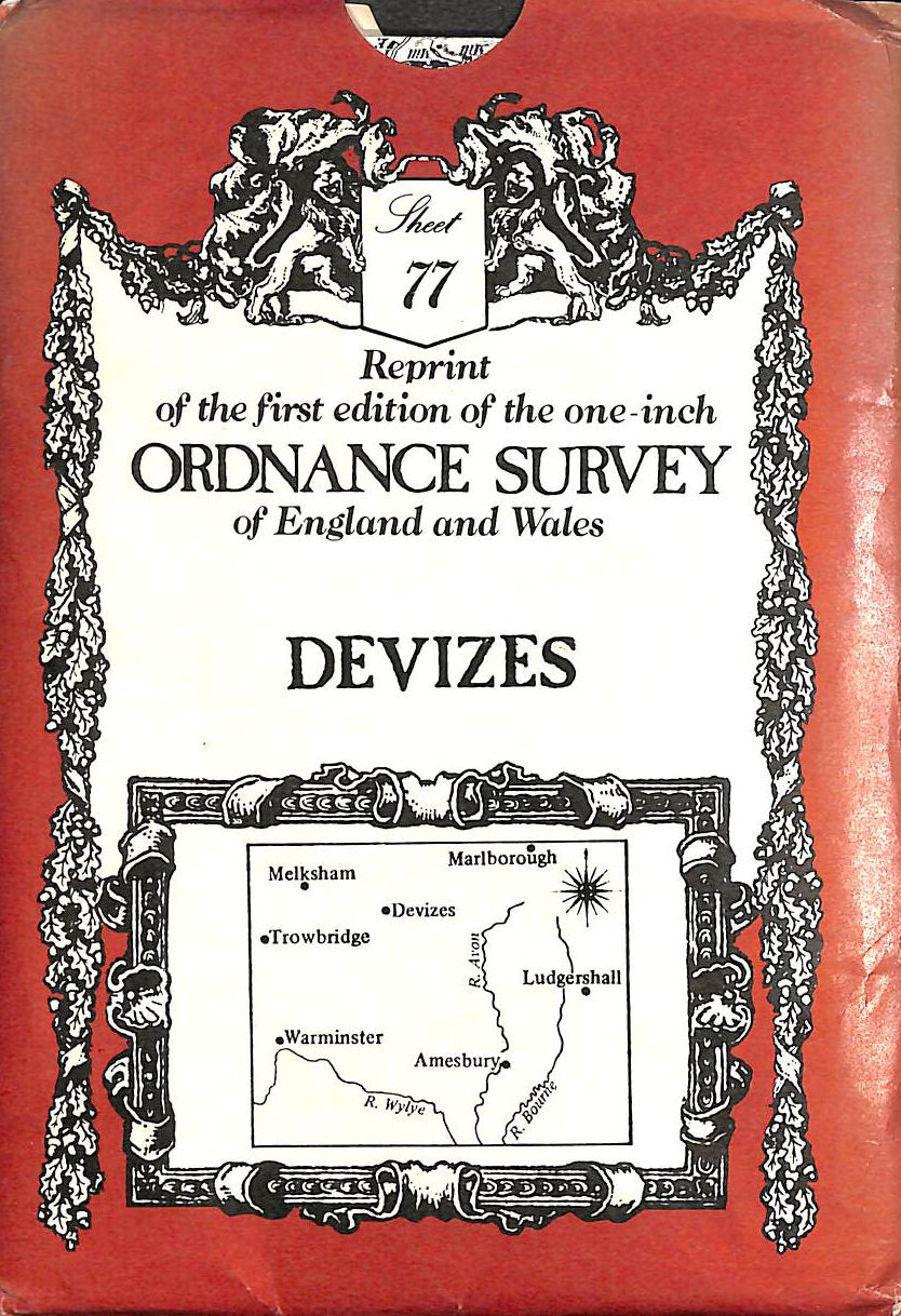 Image for Ordnance Survey Maps: Devizes No. 77 (Victorian Ordnance Survey)