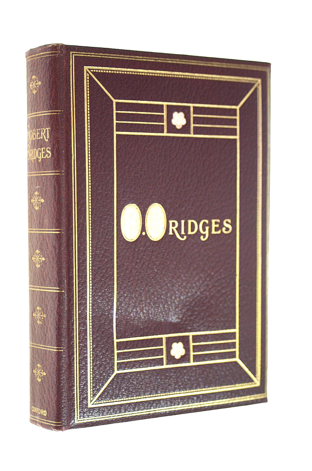 Image for The Poetical Works of Robert Bridges