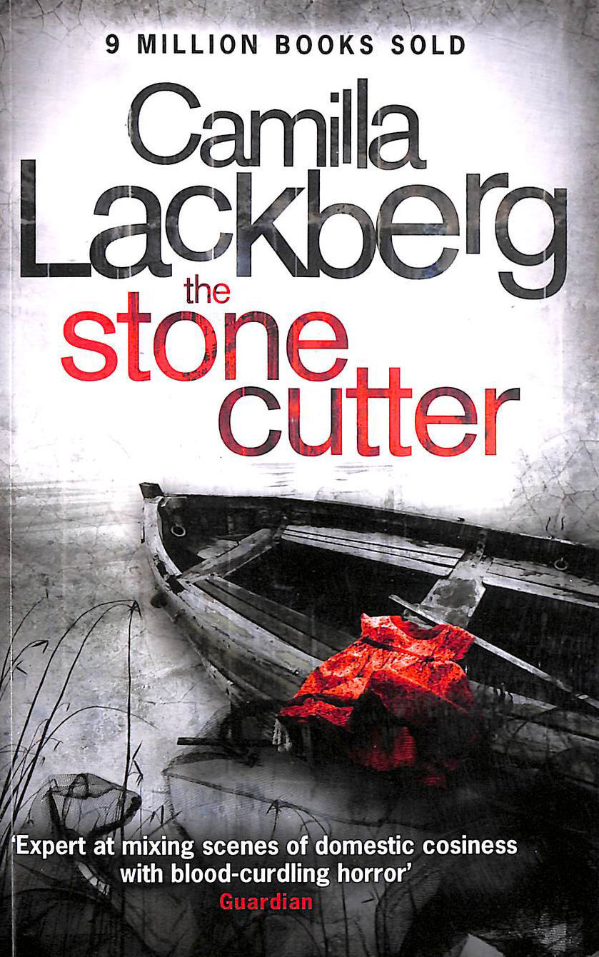Image for The Stonecutter (Patrik Hedstrom and Erica Falck, Book 3)