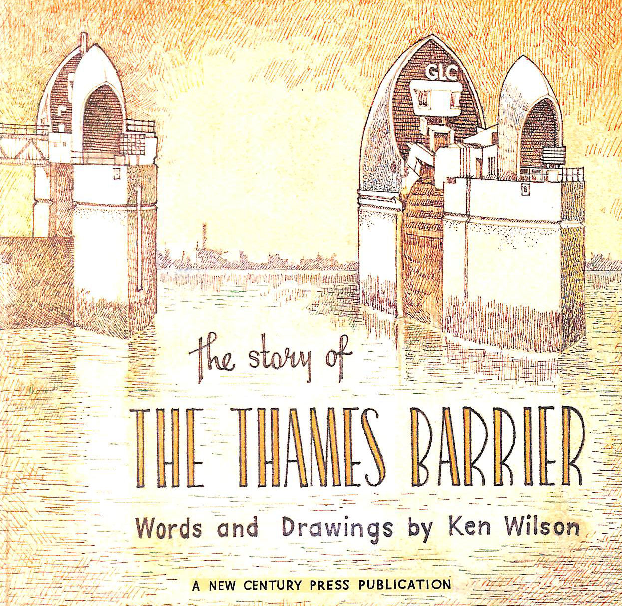 Image for The story of the Thames Barrier