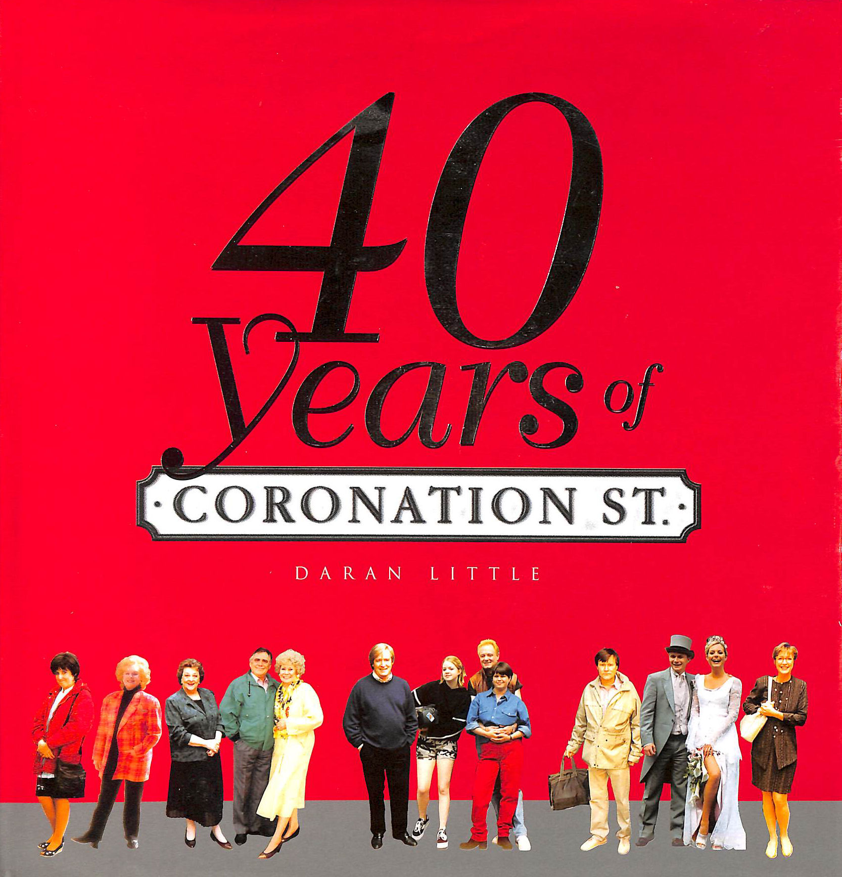 Image for 40 Years Of Coronation Street