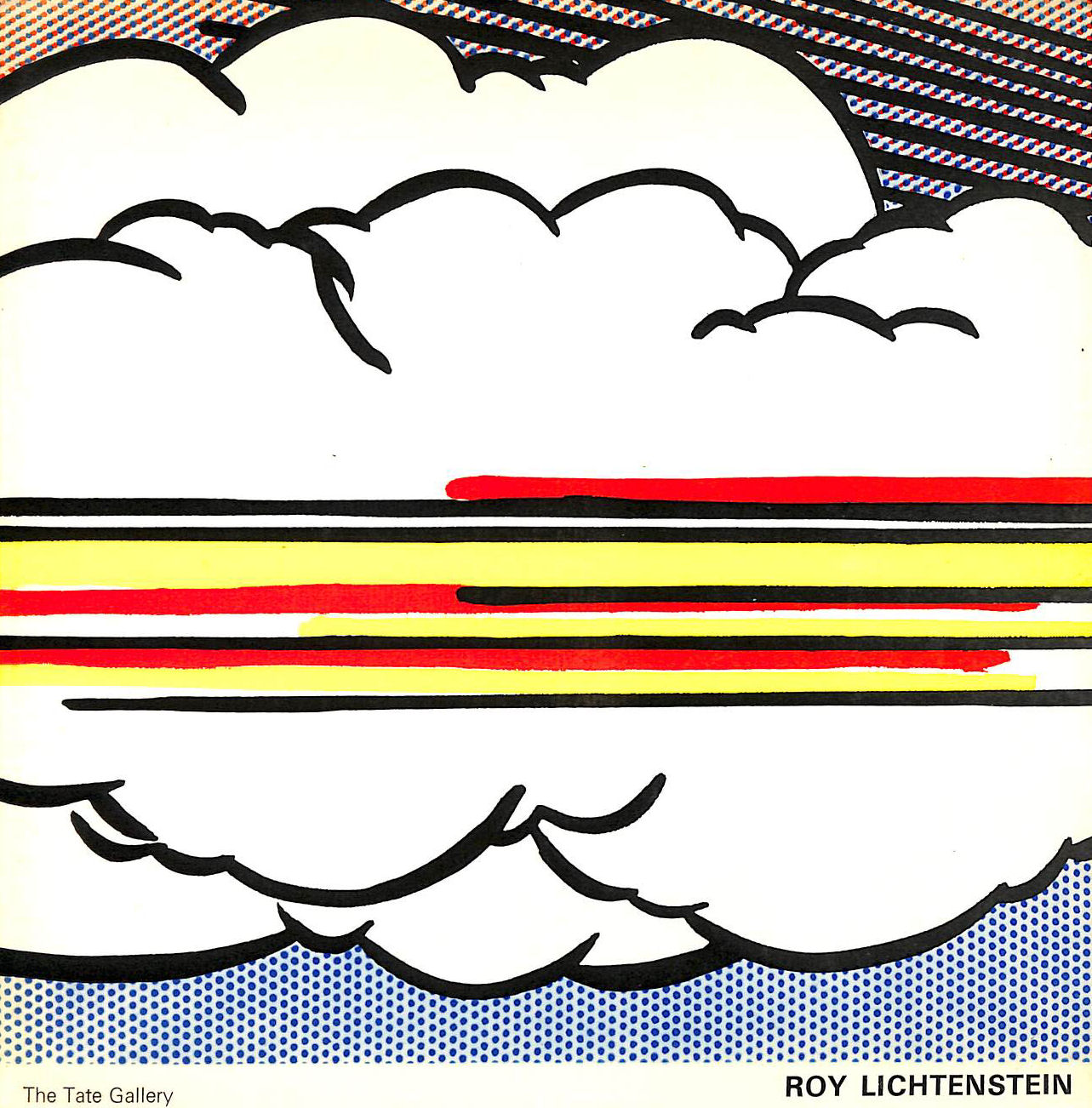 Image for Roy Lichtenstein [exhibition: Held at] the Tate Gallery, 6 January-4 February 1968