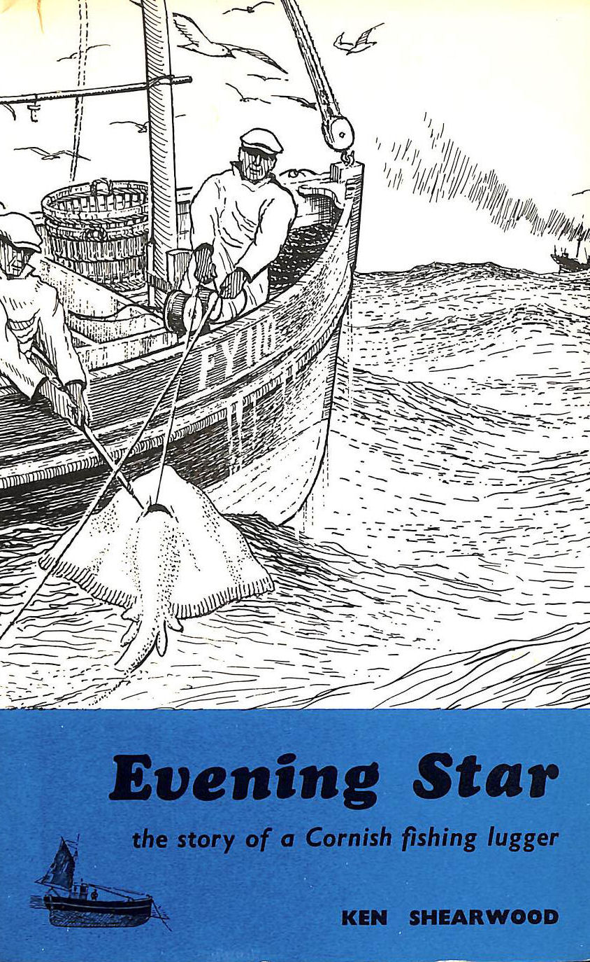 """Image for """"Evening Star"""": Story of a Cornish Fishing Lugger"""