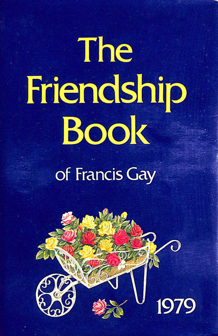 Image for The Friendship Book. 1980