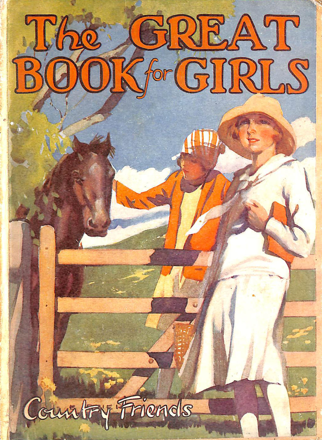 Image for The Great Book For Girls