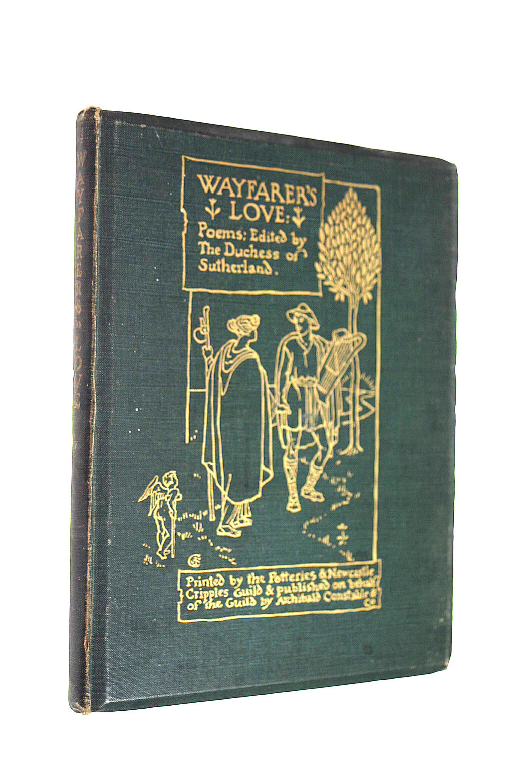 Image for Wayfarer's Love Contributions from Living Poets