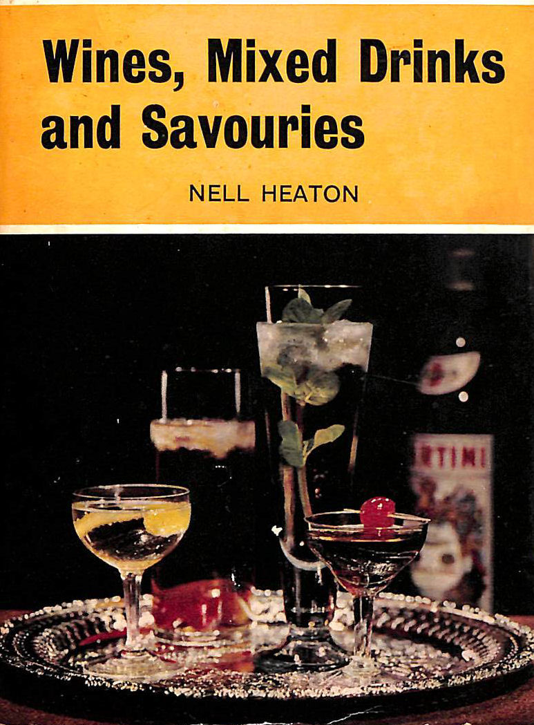 Image for Wines, Mixed Drinks And Savouries