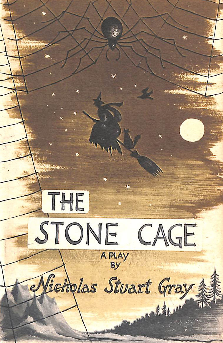 Image for The Stone Cage: A Play