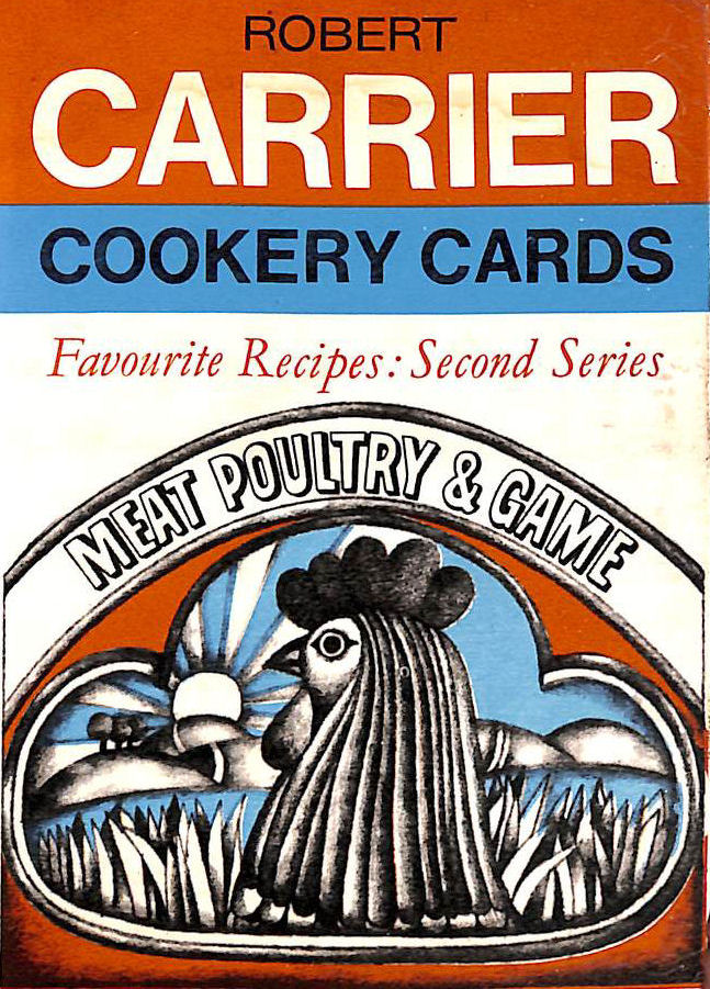 Image for Carrier Cookery Cards - Favourite Recipes Series 2 - Meat, Poultry & Game