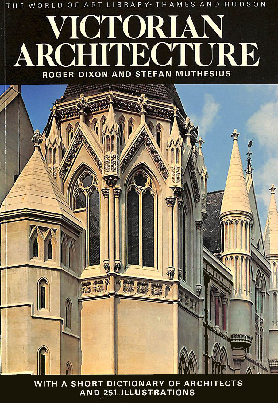 Image for Victorian Architecture (World of Art)
