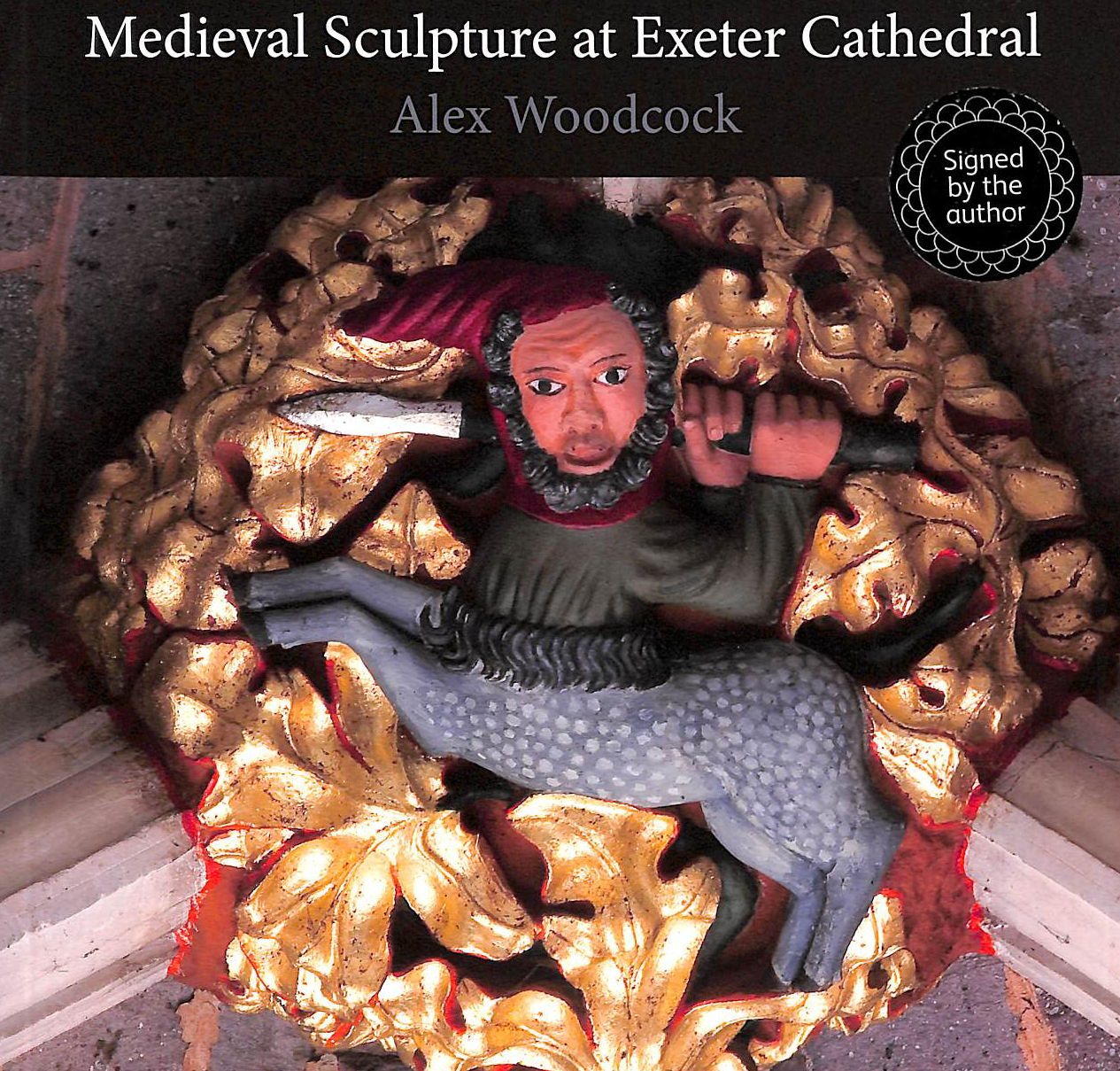 Image for Of Sirens and Centaurs: Medieval Sculpture in Exeter Cathedral
