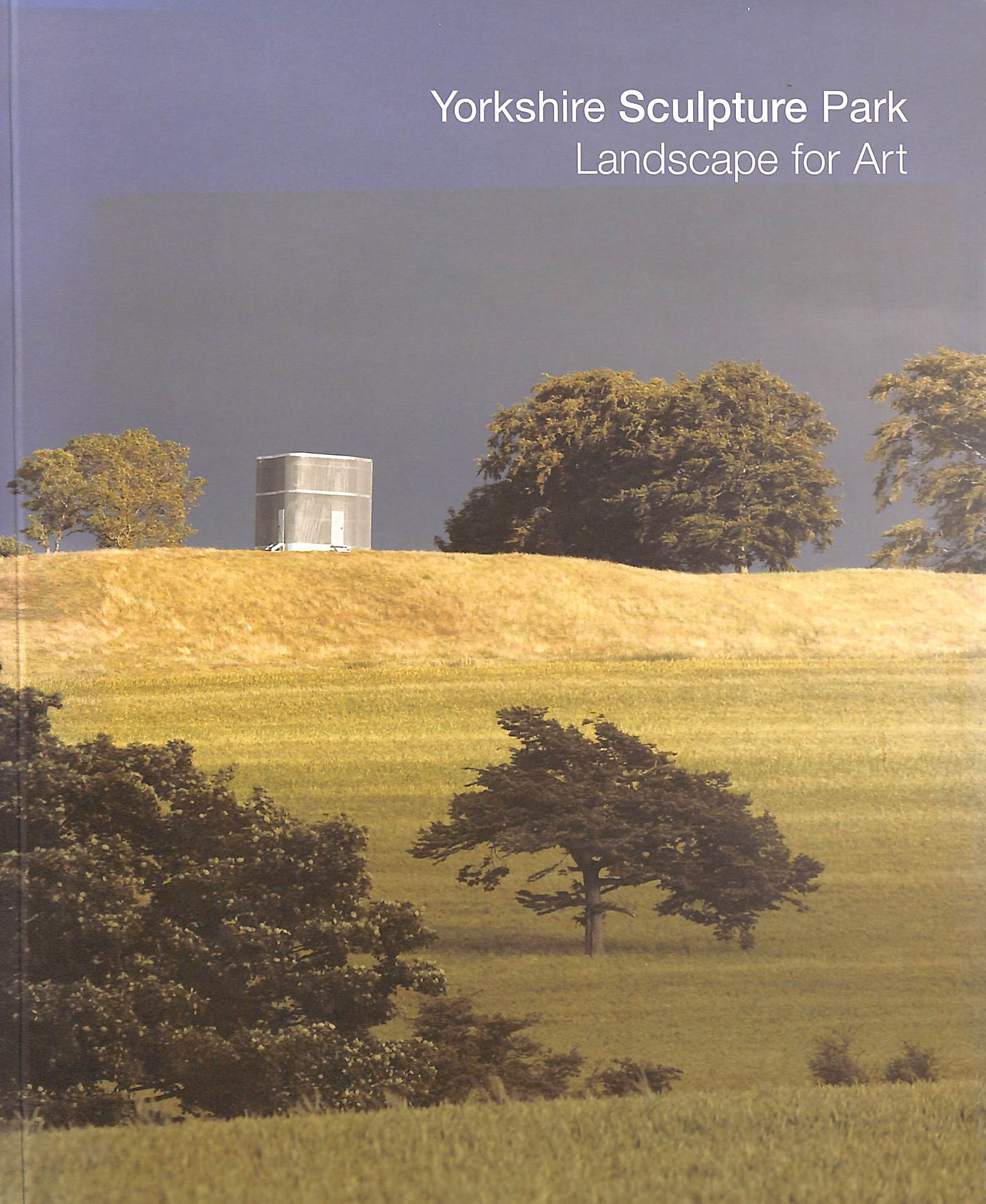 Image for Yorkshire Sculpture Park: Landscape for Art