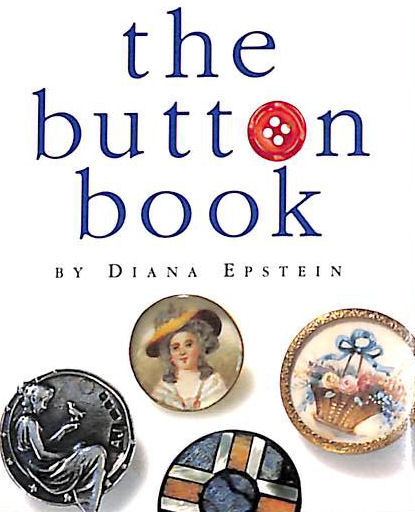 Image for The Button Book: With Miniature Button Attached (Miniature Editions)