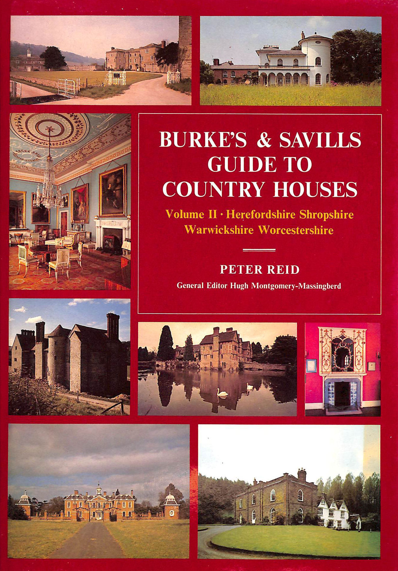 Image for Burke's and Savills Guide to Country Houses vol.2: Herefordshire, Shropshire, Warwickshire and Worcestershire
