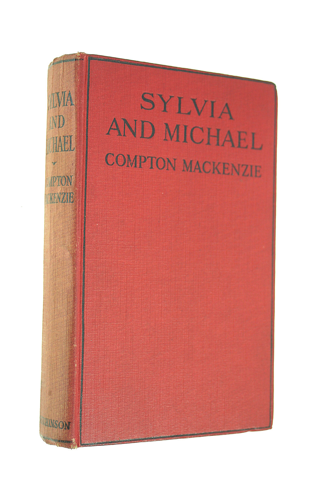 Image for Sylvia and Michael: The Later Adventures of Sylvia Scarlett