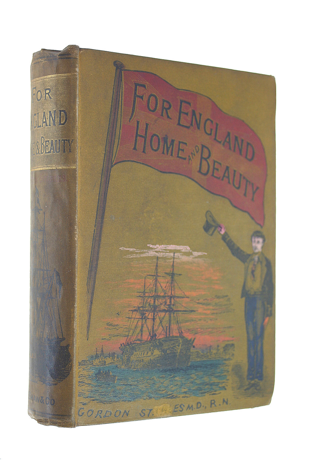 Image for For England, Home, And Beauty