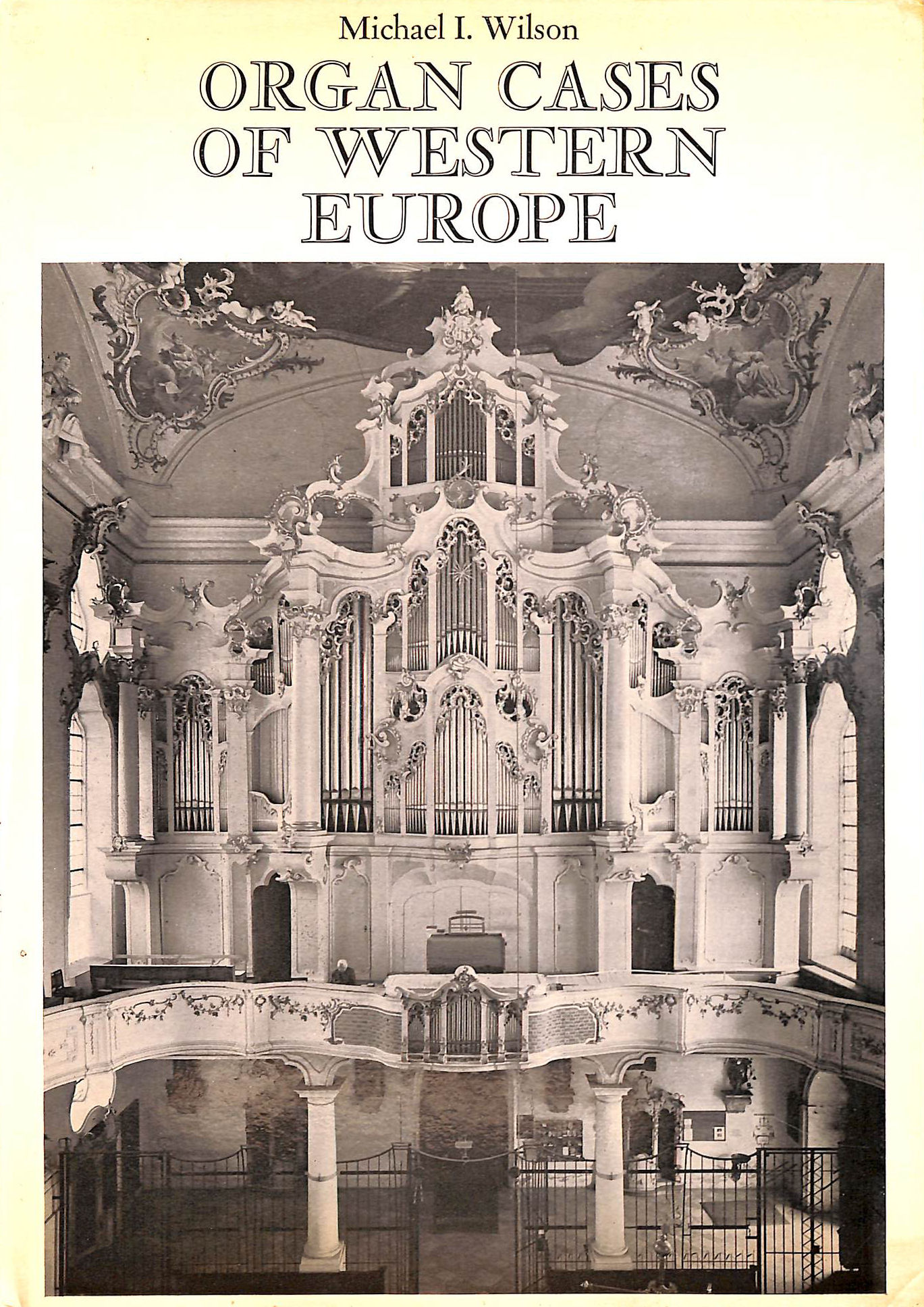 Image for Organ Cases of Western Europe