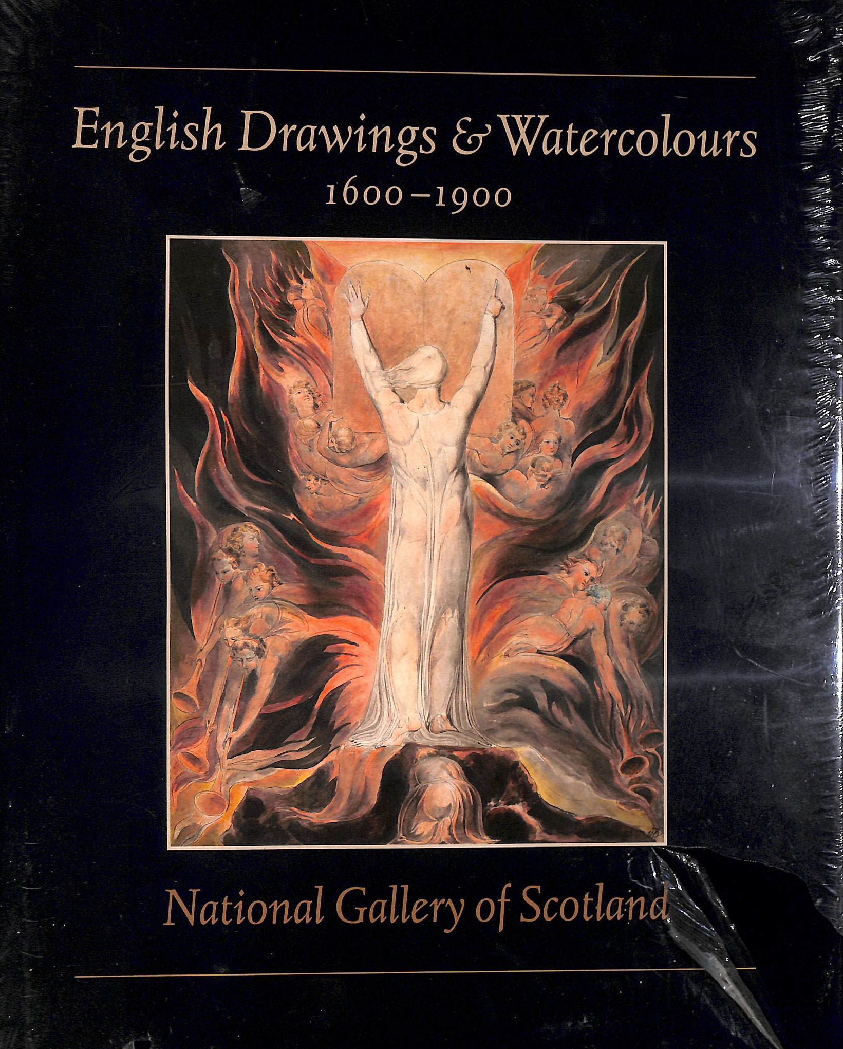 Image for English Drawings and Watercolours 1600-1900