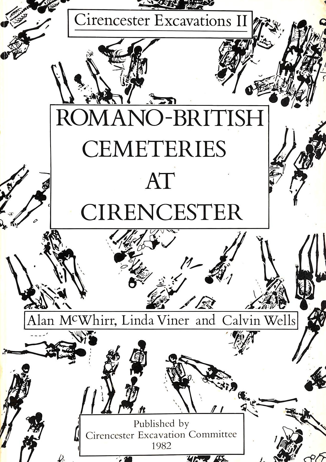 Image for Romano-British Cemeteries at Cirencester (Cirencester Excavations II)