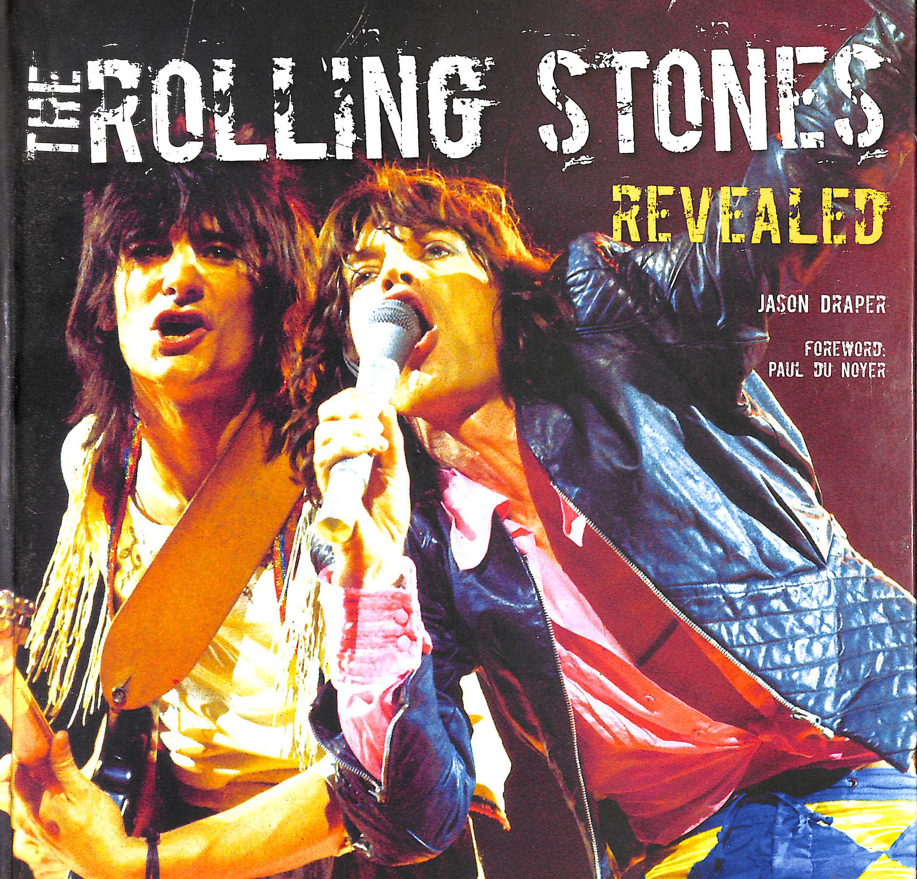 Image for Rolling Stones Revealed
