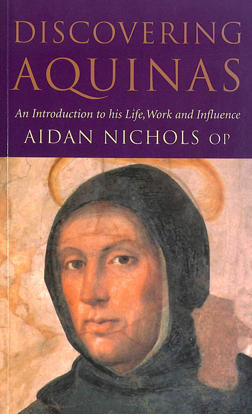 Image for Discovering Aquinas: An Introduction to His Life, Work and Influence