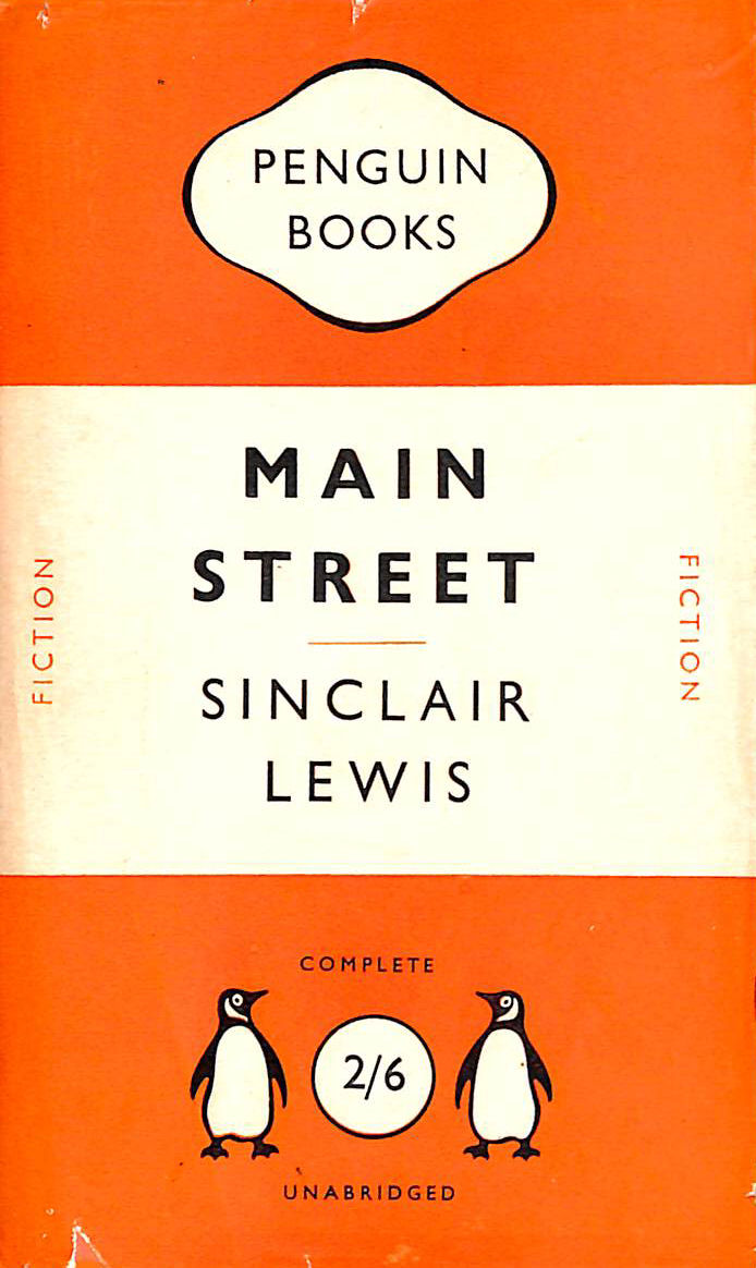 Image for Main Street: The story of Carol Kennicott
