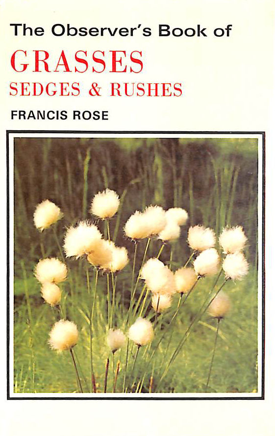 Image for The Observer's Book of Grasses, Sedges and Rushes (Observer's Pocket Series)