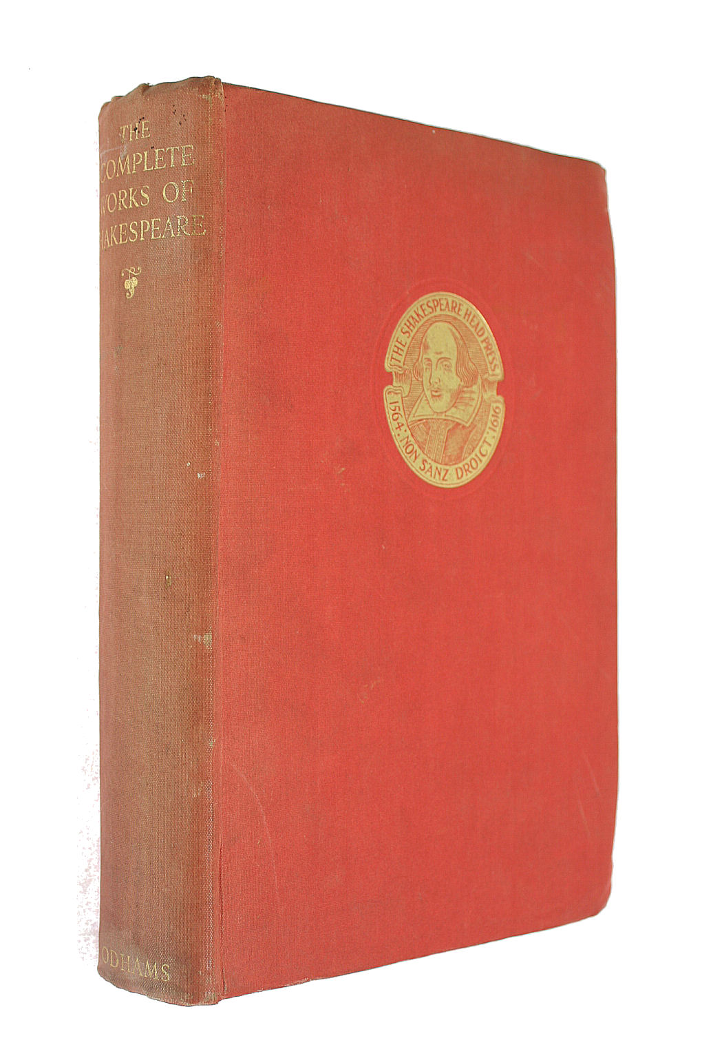Image for The Complete Works of Shakespeare, in  One Volume