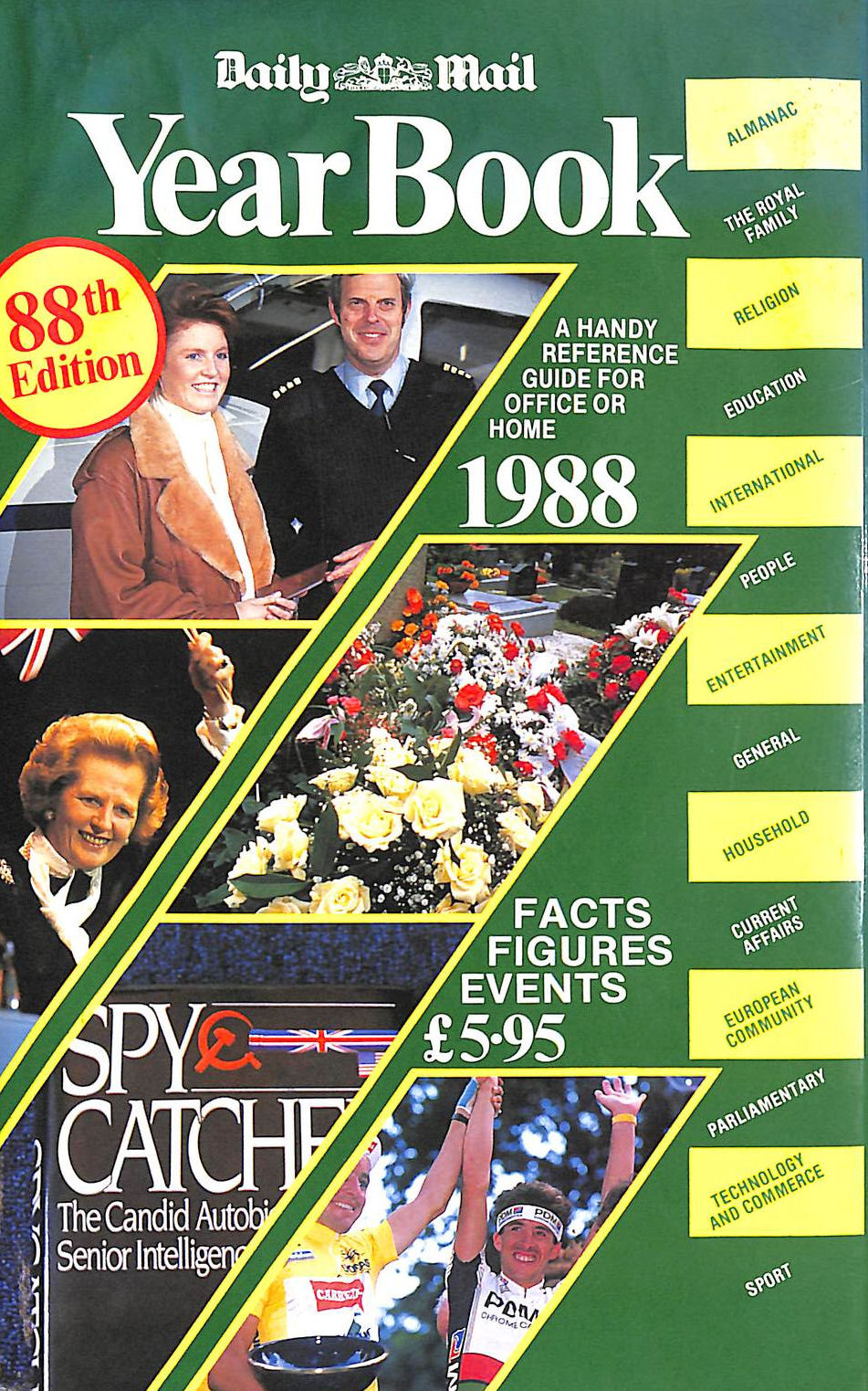 "Image for ""Daily Mail"" Year Book 1988"