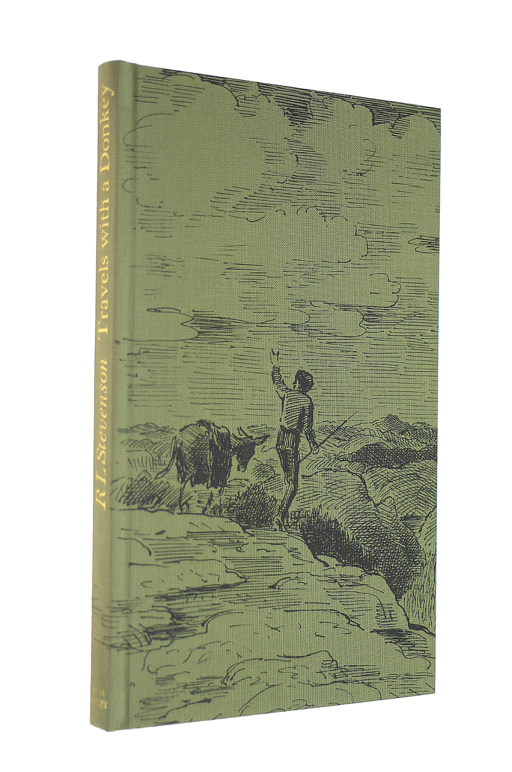 Image for Travels with a donkey in the Cevennes
