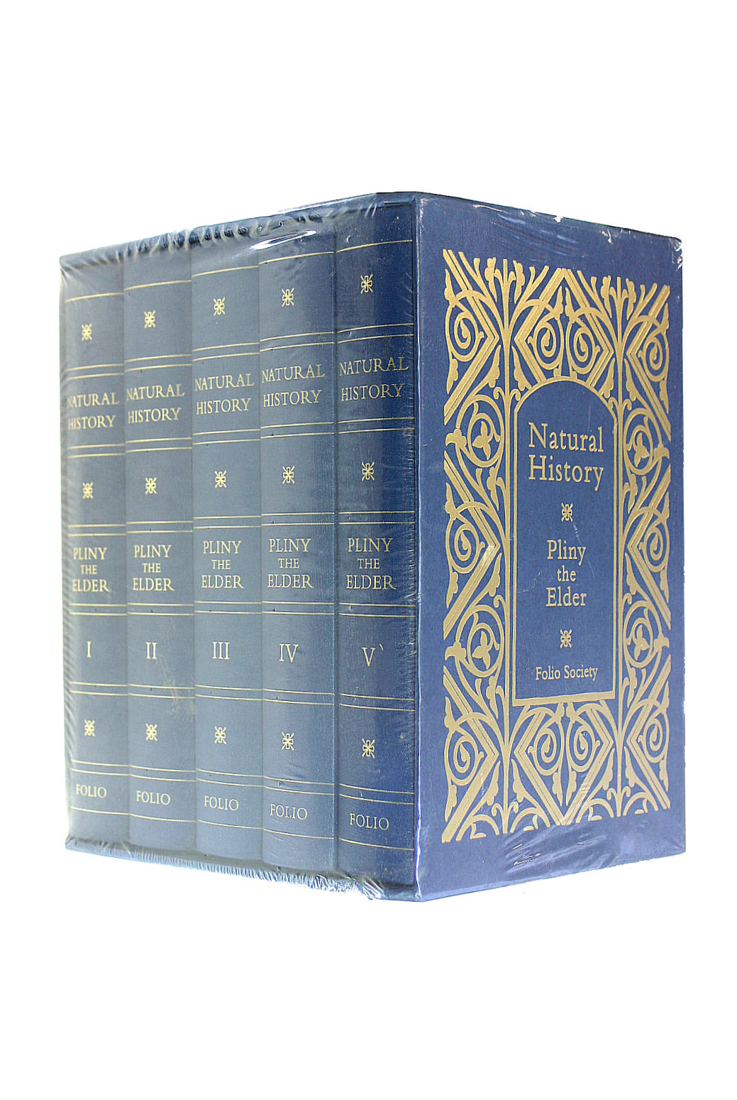 Image for Natural History ( Five Volumes)