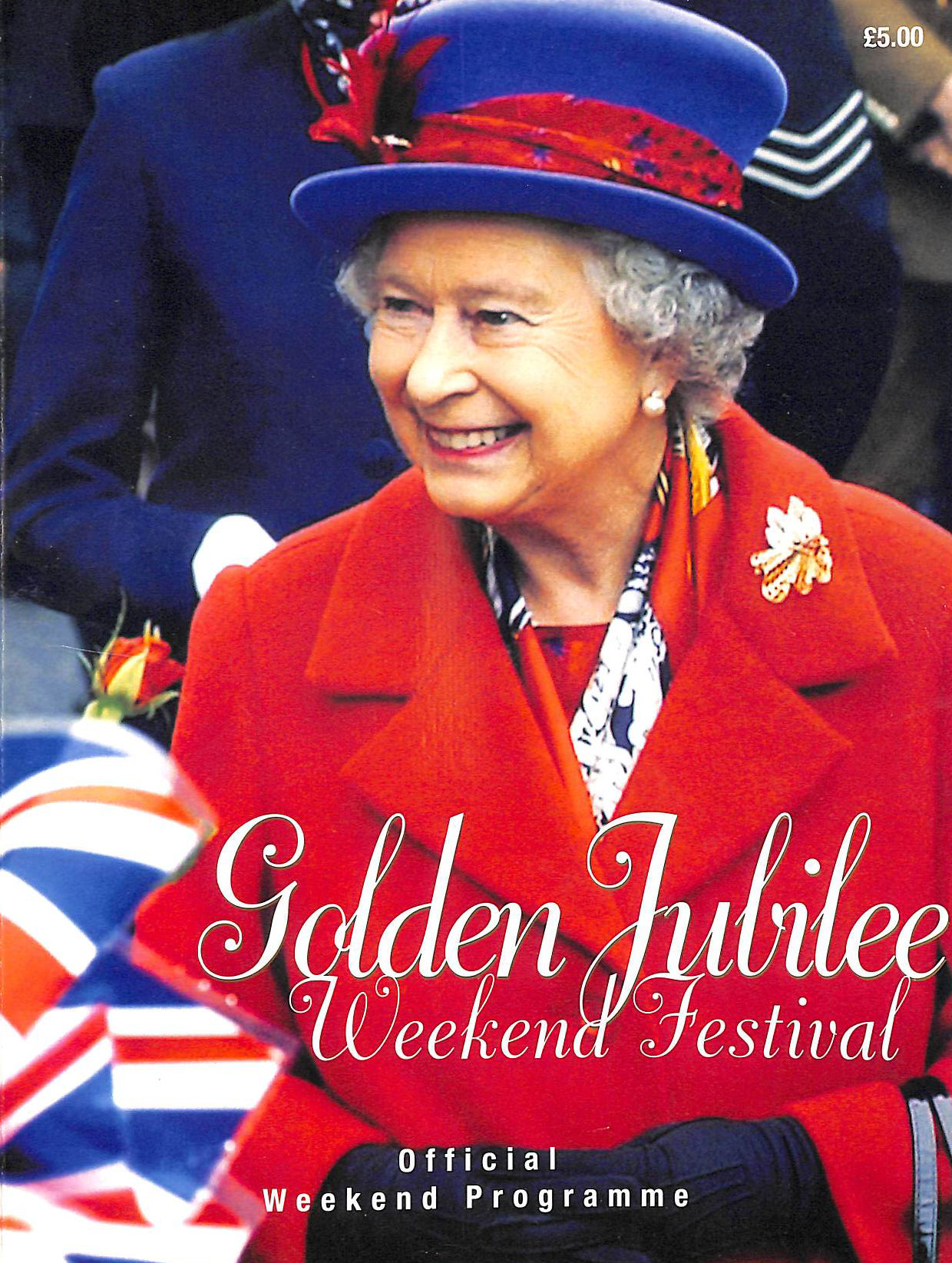 Image for Golden Jubilee: Weekend Festival (Official Programme)
