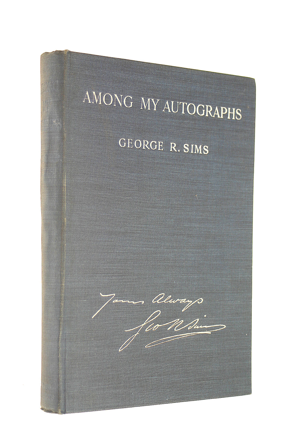 Image for Among My Autographs