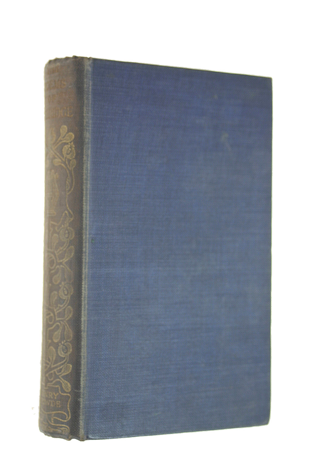 Image for The Poems of Samuel Taylor Coleridge