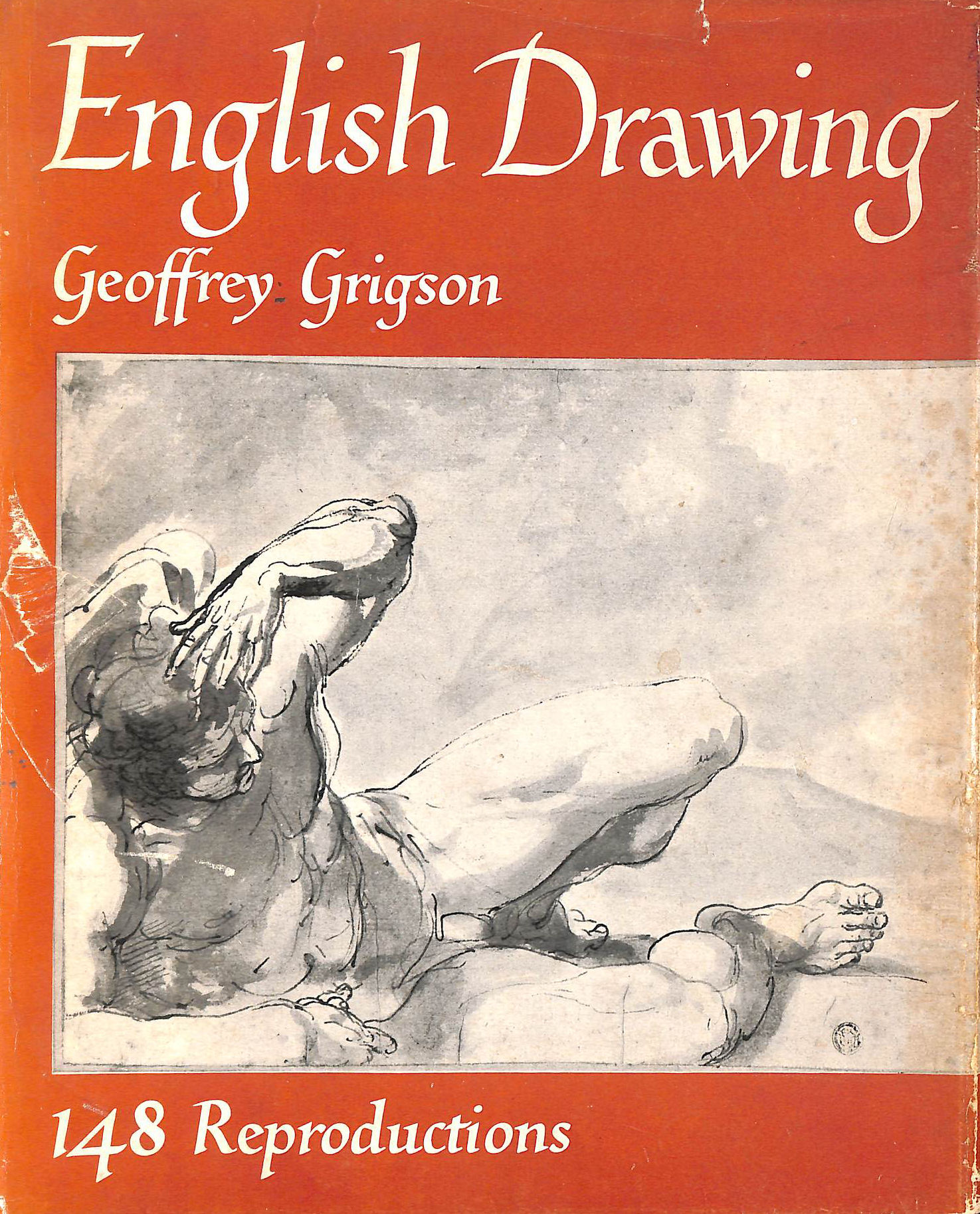 Image for English Drawing - From Samual Cooper to Gwen John - 148 Reproductions