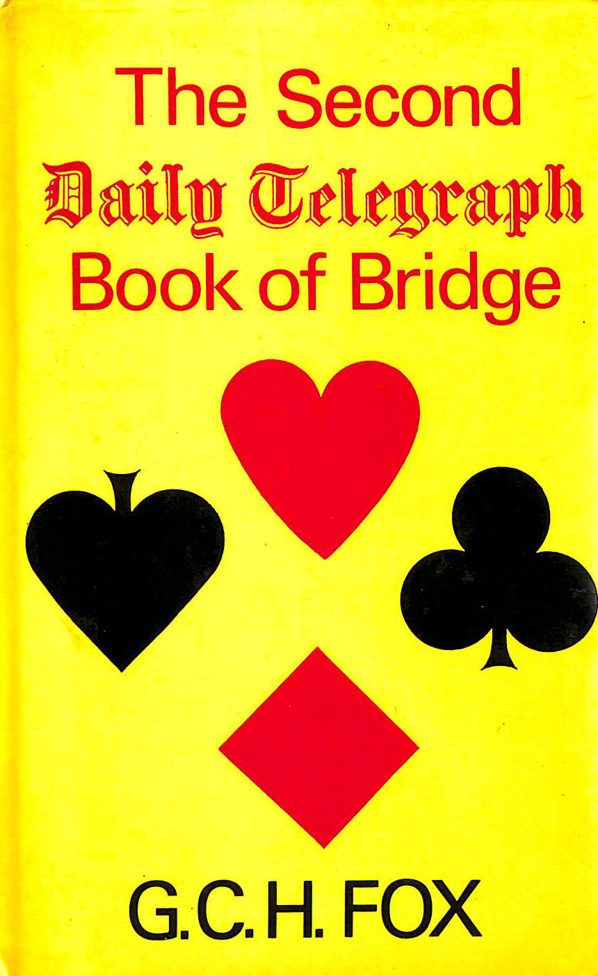 """Image for """"Daily Telegraph"""" Book of Bridge: 2nd"""