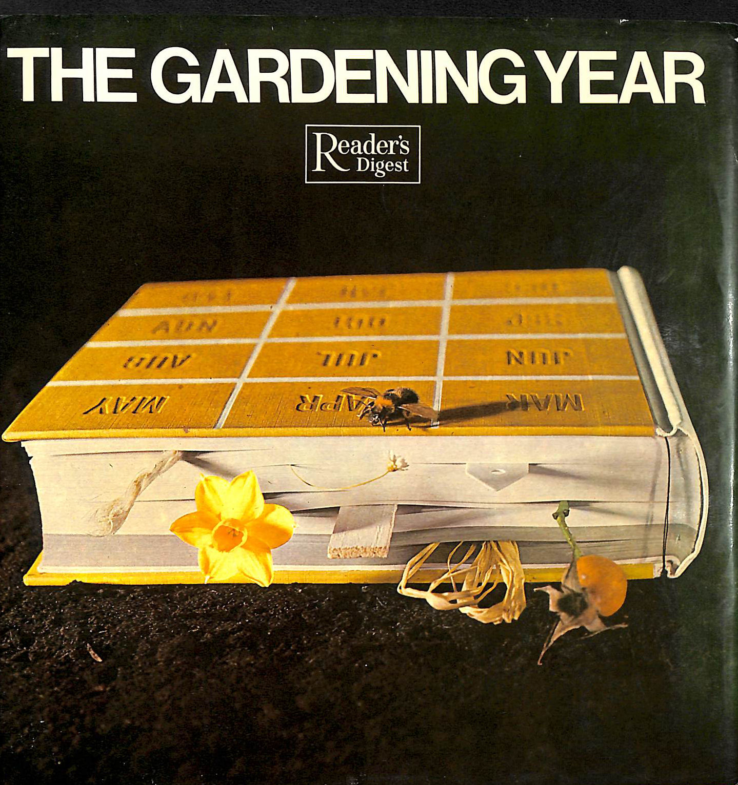 Image for THE GARDENING YEAR.
