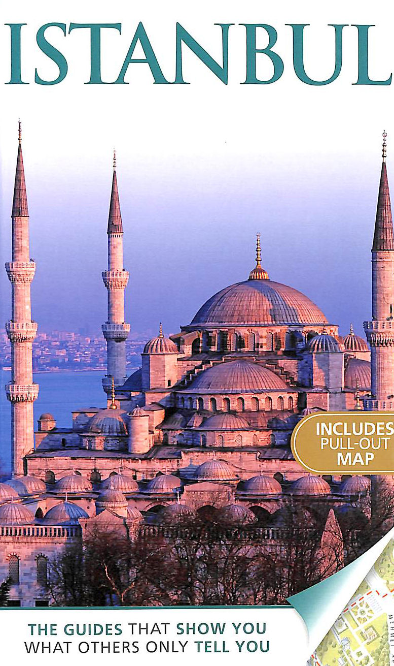 Image for DK Eyewitness Travel Guide: Istanbul (DK Eyewitness Travel Guides)