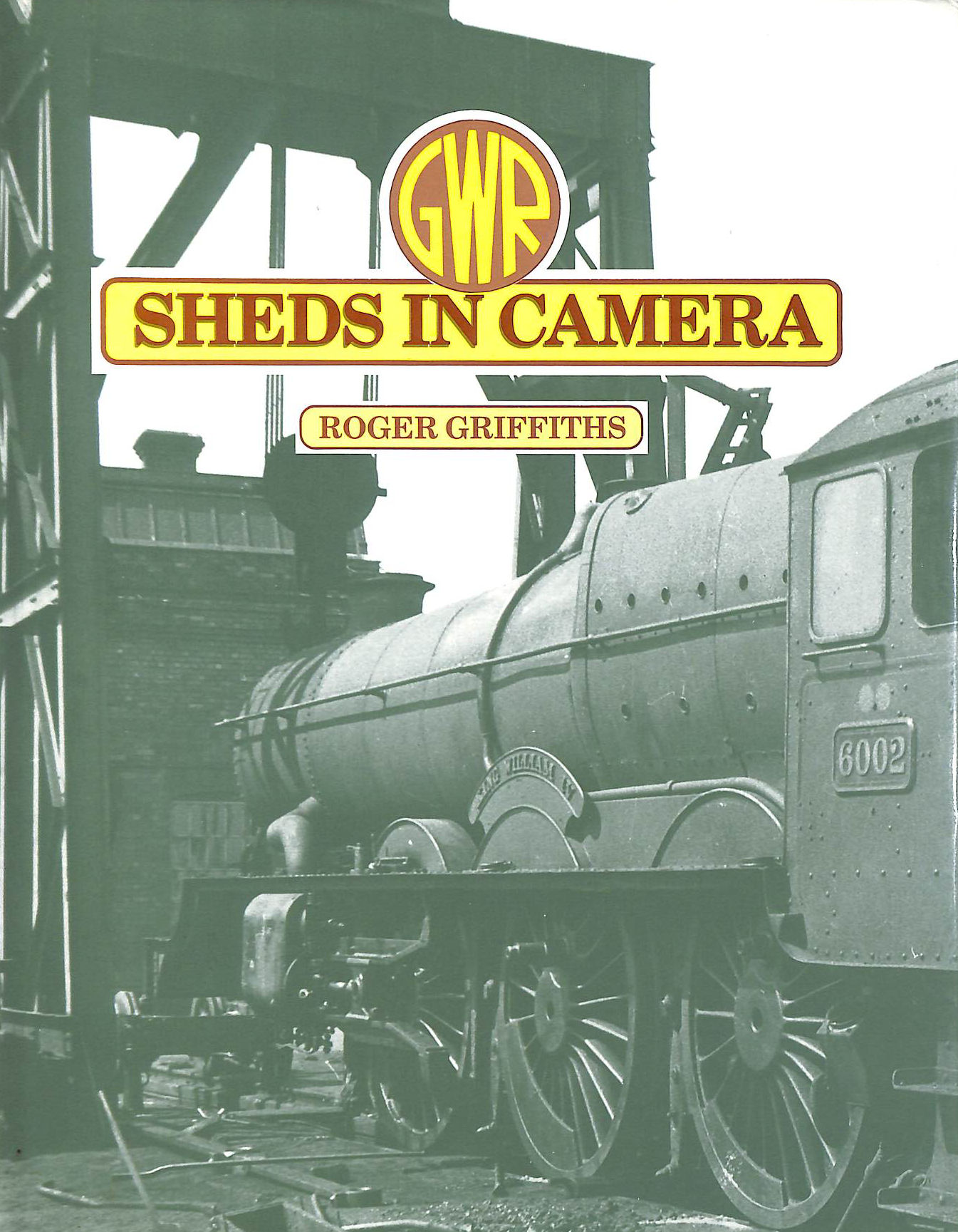 Image for GWR Sheds in Camera